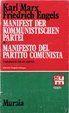 Cover of Manifest der Kommunistischen Partei - Manifesto del partito comunista