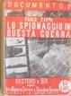 Cover of Lo spionaggio in questa guerra