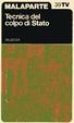 Cover of Tecnica del colpo di Stato