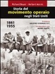 Cover of Storia del movimento operaio negli Stati Uniti