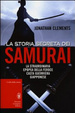 Cover of La storia segreta dei samurai
