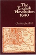Cover of The English Revolution, 1640