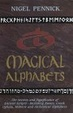 Cover of Magical Alphabets