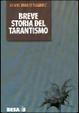 Cover of Breve storia del tarantismo