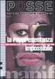 Cover of La rappresentanza impossibile