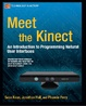 Cover of Meet the Kinect