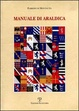 Cover of Manuale di araldica