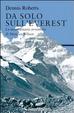 Cover of Da solo sull'Everest