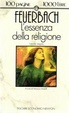 Cover of L'essenza della religione
