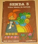 Cover of Senda, lengua castellana 3 EGB, ciclo medio