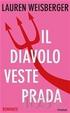 Cover of Il diavolo veste Prada