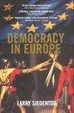 Cover of Democracy in Europe