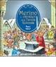 Cover of Merlino e i cavalieri della tavola rotonda