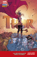 Cover of Thor #5 All New Marvel Now!