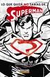 Cover of Lo que quizás no sabías de Superman