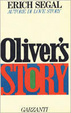 Cover of Oliver's story