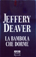 Cover of La bambola che dorme