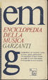 Cover of Enciclopedia Garzanti della Musica