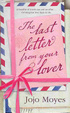 Cover of Last Letter from Your Lover