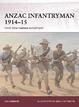 Cover of ANZAC Infantryman 1914-15