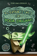Cover of El extraño caso de Yoda Origami