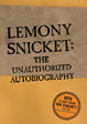 Cover of Lemony Snicket