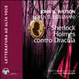 Cover of Sherlock Holmes contro Dracula. Audiolibro. CD Audio formato MP3. Ediz. integrale