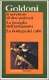 Cover of Il servitore di due padroni - La famiglia dell'antiquario - La bottega del caffè