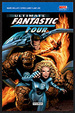 Cover of Ultimate Fantastic Four V.4