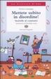 Cover of Mettete subito in disordine! Storielle al contrario