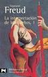 Cover of La interpretación de los sueños