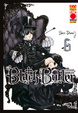 Cover of Black Butler vol. 6