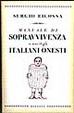 Cover of Manuale di sopravvivenza a uso degli italiani onesti