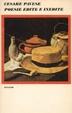 Cover of Poesie edite e inedite