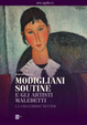 Cover of Modigliani Soutine e gli artisti maledetti
