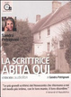 Cover of La scrittrice abita qui