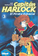 Cover of Capitán Harlock #3 (de 5)