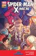 Cover of Spider-Man e gli X-Men #4