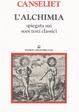 Cover of L'alchimia spiegata sui suoi testi classici