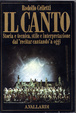 Cover of Il canto