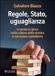 Cover of Regole, stato, uguaglianza