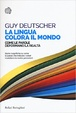 Cover of La lingua colora il mondo