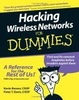 Cover of Hacking Wireless Networks For Dummies