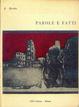 Cover of Parole e fatti
