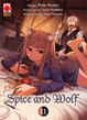 Cover of Spice and Wolf vol. 2