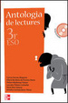 Cover of Antologia de lectures, 3r ESO