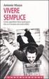 Cover of Vivere semplice
