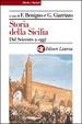 Cover of Storia della Sicilia / Dal Seicento a oggi