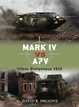 Cover of Mark IV Vs A7V