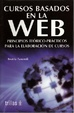 Cover of Cursos basados en la web/ web-based courses